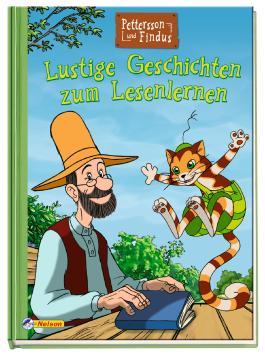 Pettersson und Findus: Lustige Geschichten zum Lesenlernen