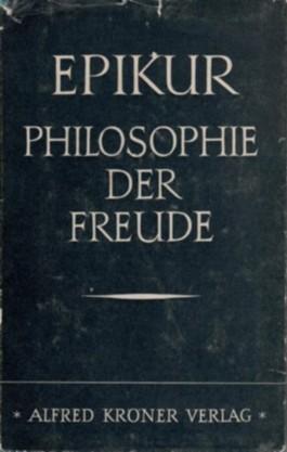 Philosophie der Freude. Eine Auswahl aus seinen Schriften