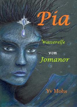 Pia, Wasserelfe von Jomanor