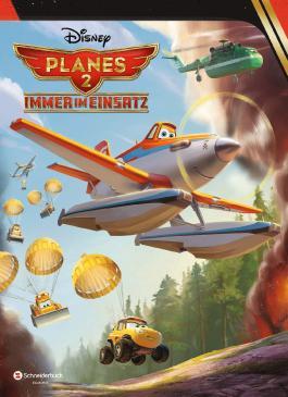Planes 2 - Fires&Rescue