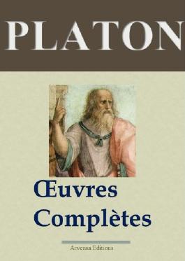 Platon : Oeuvres complètes - Les 43 titres (Nouvelle édition enrichie)