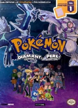 Pokémon Diamant + Pearl Edition, Das offizielle Lösungsbuch
