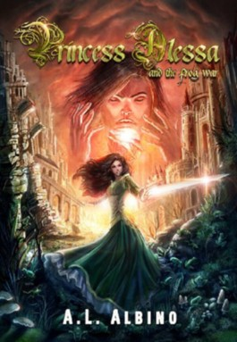 Princess Alessa and The Frog War