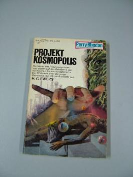 Projekt Kosmopolis (Perry-Rhodan-Planetenromane, Band 59)
