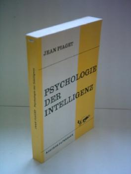 Psychologie der Intelligenz.