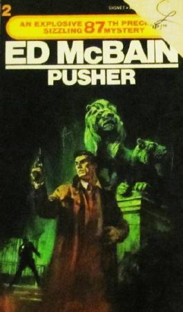 Pusher :87TH Precinct 1ST Edition Thus Edition