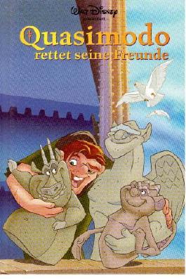 Quasimodo rettet seine Freunde