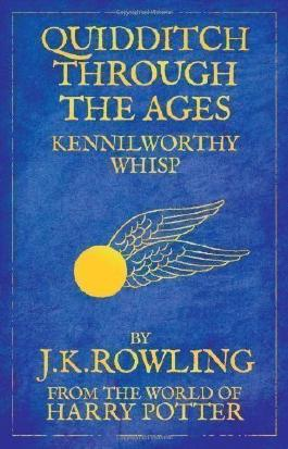 Quidditch Through the Ages: Comic Relief Edition by Rowling, J. K. (2009)