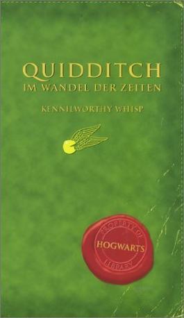 Quidditch im Wandel der Zeiten von J. K. Rowling (2001) Gebundene Ausgabe