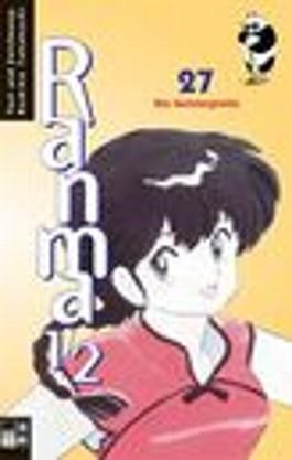 Ranma 1/2 Bd. 27. Die Geistergrotte.