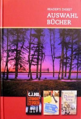 Reader's Digest Auswahlbücher: Stumme Zeugen / Die Findelfrau / Der Puppenkönig