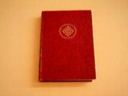 """Readers Digest Auswahlbücher. Bestseller-Sonderband. """"Die roten elefanten"""" von Henry KOLARZ. """"Lovey"""" von Mary MacCracken. """"Sphinx"""" von Robin Cook."""