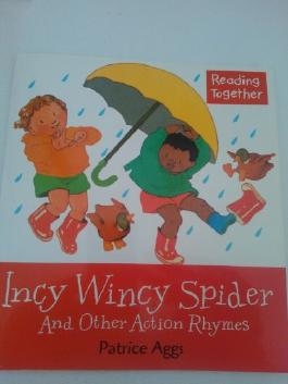 Reading together - Incy Wincy Spider And Other Action Rhymes