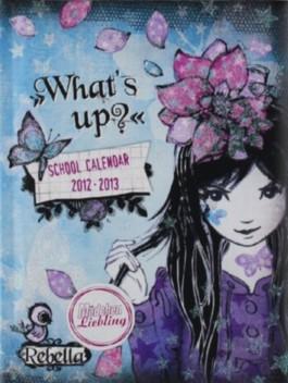 Schülerkalender Rebella 2012-2013