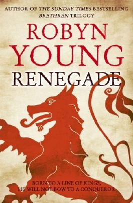 Renegade: Insurrection Trilogy Book 2
