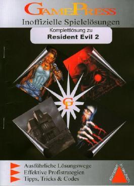 Resident Evil 2 (Lösungsbuch)