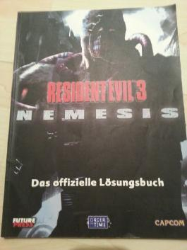 Resident Evil 3. Nemesis - Das offizielle Lösungsbuch