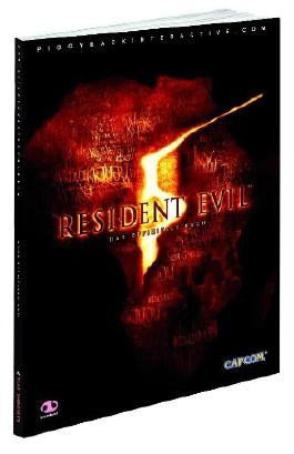 Resident Evil 5, offizielle Lösungsbuch, Limited Edition