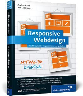Responsive Webdesign, m. DVD-ROM