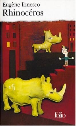 Rhinocéros von Ionesco, Eugène (2005) Broschiert