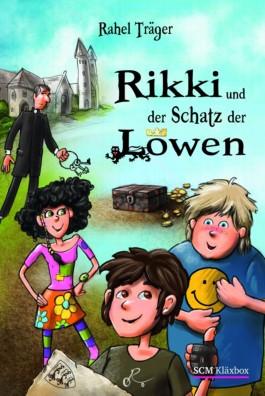 Book's Cover of Rikki und der Schatz der Löwen