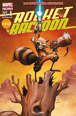 Rocket Raccoon #1 (2015, Panini) ***MARVEL NOW***