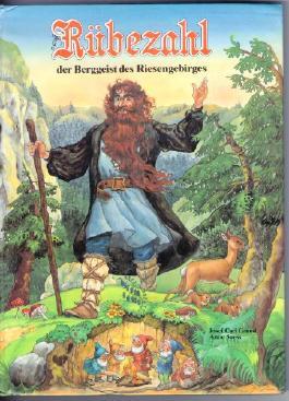 Rübezahl der Berggeist des Riesengebirges. Geschichten für Kinder nach alten Überlieferungen mit Bildern von Anne Suess