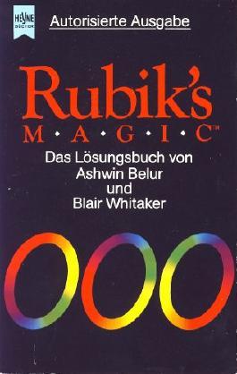 Rubik's Magic. Das Lösungsbuch