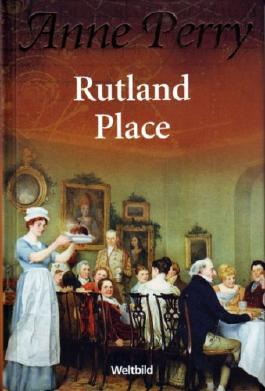 Rutland Place. Ein Inspector-Pitt-Roman (Weltbild Sammler Editionen)