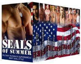 SEALs Of Summer: Military Romance Superbundle - Navy SEAL Style