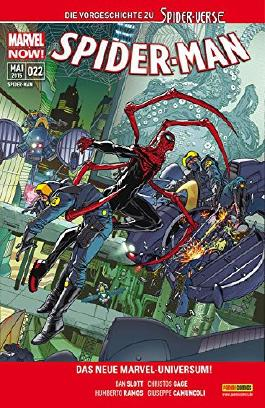 SPIDER-MAN 22 (MARVEL NOW!)