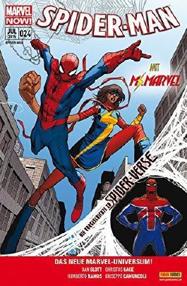 SPIDER-MAN 24 (MARVEL NOW!)