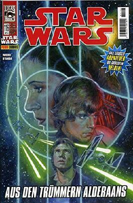 STAR WARS 116: Aus den Trümmern Alderaans