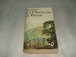 """STENDHAL """"LA CHARTREUSE DE PARME"""" FOLIO N°155 DE 1974"""