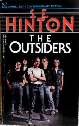 SUSAN E. HINTON: Die Outsider - Verlag: DTV