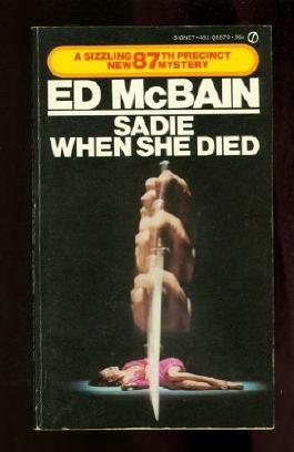 Sadie When She Died (87th Precinct Mystery)