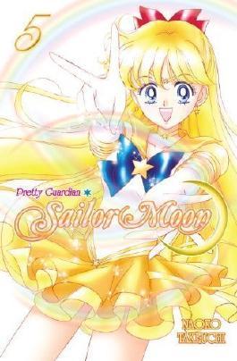 Sailor Moon Vol. 5 (Sailor Moon (Kodansha)) by Naoko Takeuchi Tra Edition (2012)