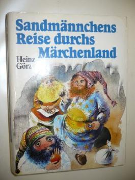 Sandmännchen Reise durchs Märchenland. Ill. von Zdenka Krejcova.