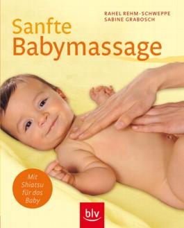 Sanfte Babymassage