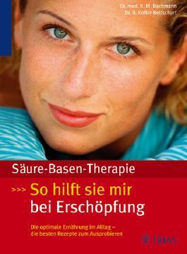 Säure-Basen-Therapie: So hilft sie mir bei Erschöpfung