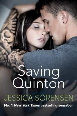 Saving Quinton (Breaking Nova Book 2)