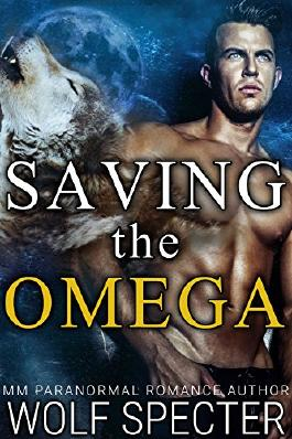 Saving the Omega (M/M Gay Shifter MPreg Romance)