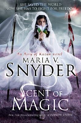 Scent of Magic (Avry of Kazan)