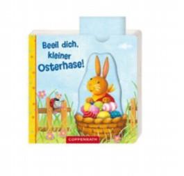 Schieben & Entdecken: Beeil dich, kleiner Osterhase!