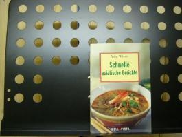 Schnelle asiatische Gerichte
