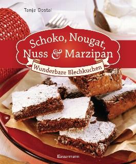 Schoko, Nougat, Nuss und Marzipan
