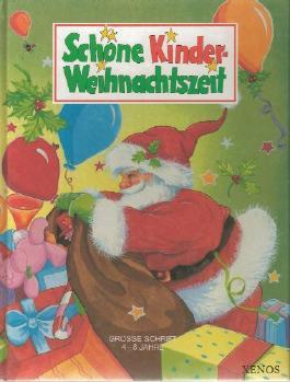 Schöne Kinder-Weihnachtszeit