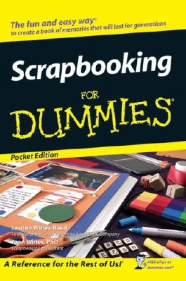 Scrapbooking for Dummies (For Dummies)