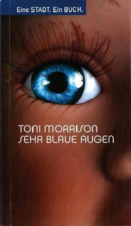 Sehr blaue Augen