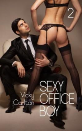 Sexy Office Boy 2. Erotikserie